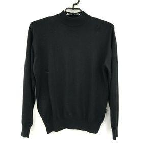 Boss Hugo Boss Men's Mock Neck Knit Sweater Sz XL